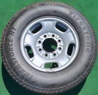 Factory 2500HD Wheel Tire Sierra Silverado 2500 Genuine OEM GM Pickup Spare 8095
