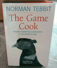 Double SIGNED COPY The Game Cook by Norman Tebbit (Hardback, 2009) 1st edition