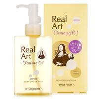 [Etude House] Real Art Cleansing Oil Moisture 185ml