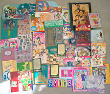 Anime Manga Furoku Goods Lot of 45+ Pieces Kyo Kara Maoh V.B.Rose Nana Hanakimi
