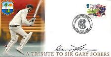"2004 Cricket Steven Scott ""speciali"" - FIRMATA DA SIR GARFIELD Sobers"