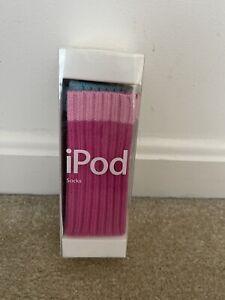 Genuine Apple M9720G/A iPod Socks Set of 5 Colors  2004 🧦