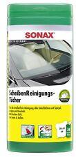 Sonax Scheibenreinigungstücher Glasreiniger Reiniger 1 Box á 25 Stück 412000