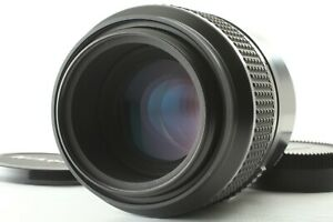 【MINT】 Nikon AF Micro Nikkor 105mm f/2.8D Telephoto Macro + Caps from JAPAN #933