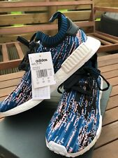 Adidas Originals NMD R1 Datamosh 2.0 SNS Blue Gucci DEADSTOCK UK10 New Trainers