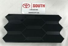 2018 Toyota Tacoma Radiator Grille Garnish Genuine Toyota OEM 53141-35060