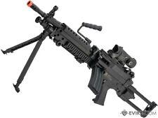 "Cybergun FN Licensed M249 Para ""Featherweight"" Airsoft Machine Gun AEG"