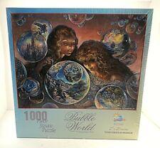 New SUNSOUT BUBBLEWORLD 1000 Pc Puzzle Josephine Wall USA Art Impressions 27x20