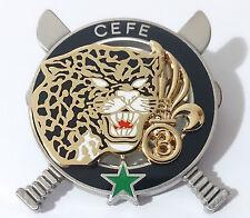 Brevet Commando INSTRUCTEUR  CEFE C.E.F.E 3°REI LÉGION ÉTRANGÈRE / Guyane