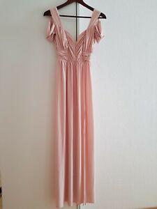 Abendkleid Ballkleid Partykleid Brautjungfernkleid Lang Kleid Gr. 34 / XS