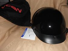 vcan motorcycle helmet size xl new with tag dot approved v531