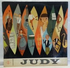JUDY GARLAND - vintage vinyl LP - Judy