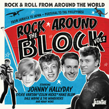 Rock Around The Block 2: Rock & Roll From Around The World / Various [New CD]