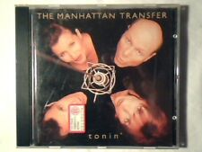 MANHATTAN TRANSFER Tonin' cd GENESIS B.B. KING FRANKIE VALLI BETTE MIDLER