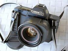 ✅ CANON T80 + AC 50mm f1,8 - AE AF + winder integrato - verificata e controllata