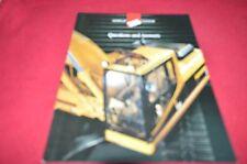 Caterpillar 325 Hydraulic Excavator Dealer's Brochure DCPA8 ver12