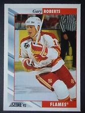 NHL 322 Gary Roberts Calgary Flames Score 1992/93