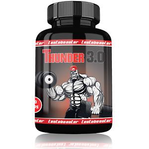 Tonnerre Musculation Extrème Anabol Masse Musculaire Tribulus Testosterone