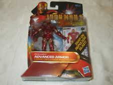Hasbro Marvel Iron Man 2 Movie Comic Series #32 Advanced Armor Action Figure