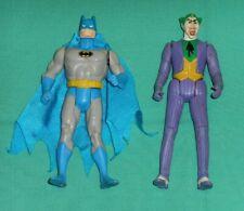 vintage Kenner Super Powers BATMAN & THE JOKER LOT