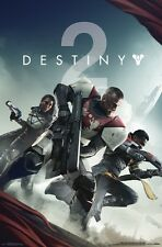 DESTINY 2 - KEY ART - VIDEO GAME POSTER - 22x34 - 15175