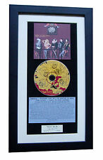PANIC AT THE DISCO A Fever CLASSIC CD Album TOP QUALITY FRAMED+FAST GLOBAL SHIP