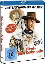 Blu-ray FÜR EIN PAAR DOLLAR MEHR v. Sergio Leone, Clint Eastwood ++NEU