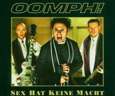 Oomph! + Maxi-CD + Sex hat keine Macht (2004)