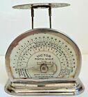 1898+Antique+Victor+Postal+Scale+-+works%21