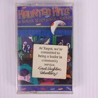 Haunted Hits Halloween Cassette 1996 Scary Sounds Songs ft Elvira Monster Mash