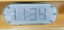 Pin Clock (DAKA Design, 2006) PROJECTS Analog Time [Model CK33]