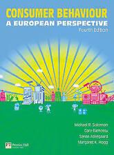 (Very Good)-Consumer Behaviour: A European Perspective (Paperback)-Hogg, Margare