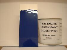 1 x 250ml Ford Imperial Blue Gloss Heat Resistant Engine Caliper Enamel Paint