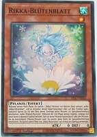 Rikka-Ruhe SESL-DE025 1 YUGIOH! Near Mint Super Rare Auflage!