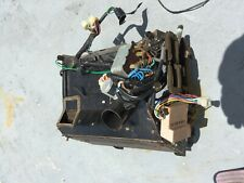 Jaguar XJ6 Late series II Series III, XJS  AC Evaporator with brown Amplifier