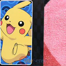 Pokemon Pikachu Beach Towel Bath Towel - Day Off  100% Cotton