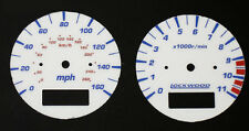 Lockwood SUZUKI GSX1400 BIANCO (ST) Dial KIT sds010