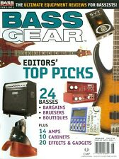 2004 Bass Gear Magazine: Editor's Top Picks/24 Basseb/Ultimate Equitment Reviews