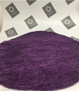 Dream Purple Rug - 120 cm **RRP £76.99**
