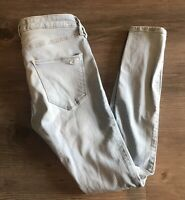 Hollister Women's ~ Mid Rise Super Skinny Stretch Jeans ~ Sz 3S Measures 26x26