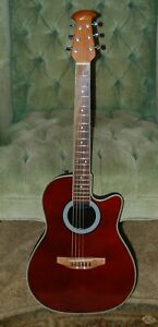 APPLAUSE AA-13  ACOUSTIC GUITAR
