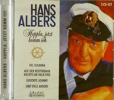 CD - Hans Albers - Hoppla, Jetzt Komm Ich - #A3034 - Neu -
