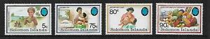 1991 Health set of 4 Complete MUH/MNH as issued