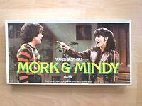 Vintage 1979 Mork & Mindy board game Robin Williams Parker Bros