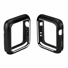 For Apple Watch Series 5/4/3/2/1 Magnetic Metal Case Bumper Cover 38 40 42 44mm