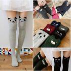 Women Trendy 3D Lovely Cartoon Animal Thigh Stockings Over Knee High Long Socks
