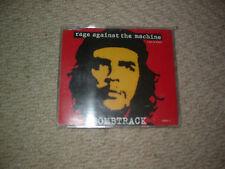 RAGE AGAINST THE MACHINE BOMBTRACK CD SINGLE . hxc punk rock alt metal rap