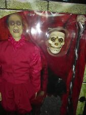 """Sideshow Toy Phantom of the Opera 12"""" Mask of Red Death Figure Lon Chaney"""