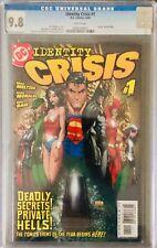 Identity Crisis #1 CGC 9.8