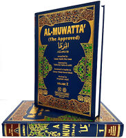 Al Muwatta of Imam Malik Arabic (The Approved) - English (2 Volume) - HB (DKI)